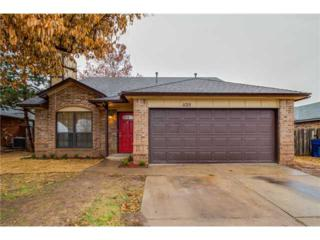 1125 SW 133rd Pl  , Oklahoma City, OK 73170 (MLS #573665) :: Re/Max Elite