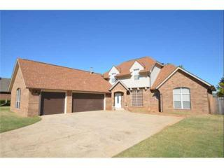 1613  Churchill Rd  , Yukon, OK 73099 (MLS #575114) :: Re/Max Elite