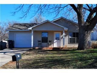 908 N Ash St  , Guthrie, OK 73044 (MLS #576316) :: BOLD Property Professionals