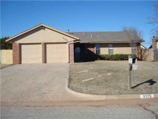 2325 SW 102nd St  , Oklahoma City, OK 73159 (MLS #578370) :: Re/Max Elite