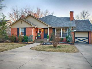 1712  Windsor  , Nichols Hills, OK 73116 (MLS #578779) :: Re/Max Elite