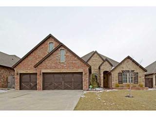 6313  Bentley Dr  , Oklahoma City, OK 73169 (MLS #579469) :: Re/Max Elite