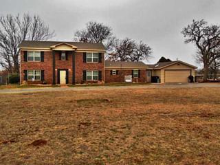 4899  Quail Ridge Rd  , Blanchard, OK 73010 (MLS #579634) :: Re/Max Elite