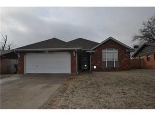 1612 SW 77th Pl  , Oklahoma City, OK 73159 (MLS #579747) :: Re/Max Elite