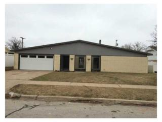 8312 S Country Club Dr  , Oklahoma City, OK 73159 (MLS #579910) :: Re/Max Elite