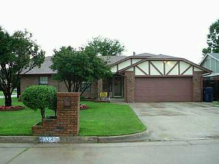 5033  Cinder Dr  , Oklahoma City, OK 73135 (MLS #579929) :: Re/Max Elite