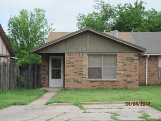 6211 SE 46th Street  , Oklahoma City, OK 73135 (MLS #580155) :: Re/Max Elite