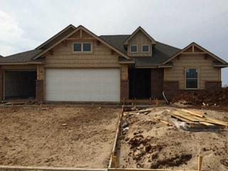 3833  Slater  , Oklahoma City, OK 73071 (MLS #580524) :: Hart Home Selling Team