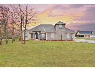 674  Stone Bridge  , Edmond, OK 73034 (MLS #581353) :: The Professionals Real Estate Group