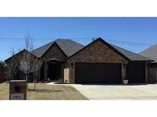 17021  Prado Dr  , Oklahoma City, OK 73170 (MLS #582154) :: Re/Max Elite