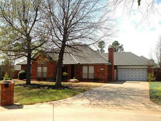 1329 SW 110th Pl  , Oklahoma City, OK 73170 (MLS #582506) :: Re/Max Elite
