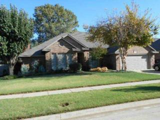 713  Villa Ave  , Yukon, OK 73099 (MLS #583226) :: Re/Max Elite
