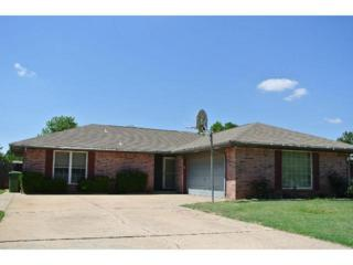 720  Garden Grv  , Yukon, OK 73099 (MLS #583764) :: Re/Max Elite