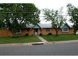 2637 SW 67th St  , Oklahoma City, OK 73159 (MLS #584338) :: Re/Max Elite