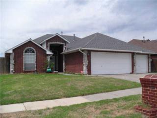 15313  Stone Meadows Dr  , Oklahoma City, OK 73170 (MLS #584346) :: Re/Max Elite