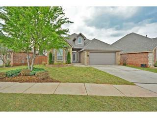 5921 NW 153rd Ct  , Edmond, OK 73013 (MLS #585671) :: Re/Max Elite