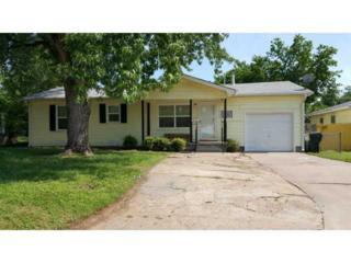 936  Crabtree Cove  , Midwest City, OK 73110 (MLS #586422) :: Re/Max Elite