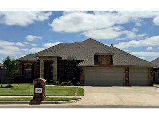 3008 SW 138th St  , Oklahoma City, OK 73170 (MLS #588246) :: Re/Max Elite