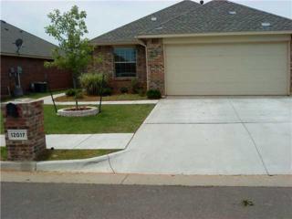 12017  Garden Dr  , Oklahoma City, OK 73170 (MLS #588320) :: Re/Max Elite