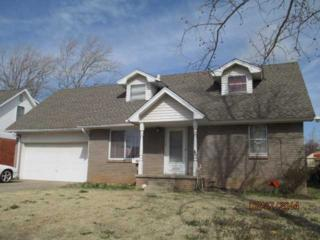 2605 SW 67  , Oklahoma City, OK 73159 (MLS #588735) :: Re/Max Elite