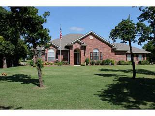5700  Quail Ridge Rd  , Blanchard, OK 73010 (MLS #588744) :: Re/Max Elite