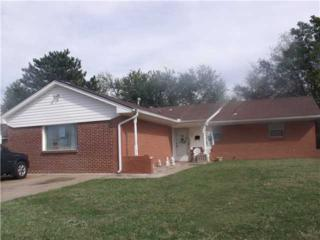 6608 S Land Ave  , Oklahoma City, OK 73159 (MLS #534059) :: Re/Max Elite