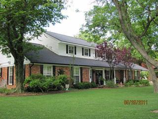 1300  Bedford Dr  , Nichols Hills, OK 73116 (MLS #540887) :: Re/Max Elite