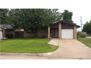 1024 NW 28th  , Moore, OK 73160 (MLS #550706) :: Re/Max Elite