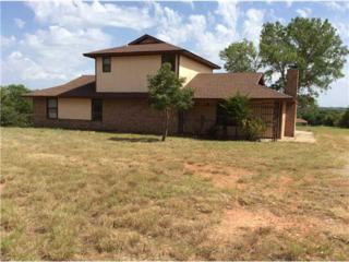 2325  County Road 1268  , Blanchard, OK 73010 (MLS #558164) :: Re/Max Elite