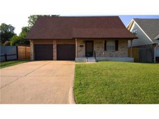 2917 SW 64th  , Oklahoma City, OK 73159 (MLS #559982) :: Re/Max Elite