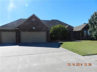 3040 SW 132nd Pl  , Oklahoma City, OK 73170 (MLS #566542) :: Re/Max Elite