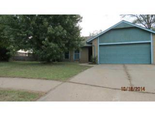 604 SW 23rd St  , Moore, OK 73160 (MLS #568326) :: Re/Max Elite