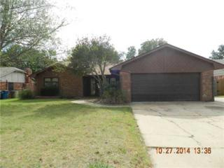 1214 W Gemini Rd  , Edmond, OK 73003 (MLS #569261) :: Re/Max Elite