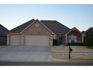 15413  Creek View Dr  , Edmond, OK 73013 (MLS #571437) :: Re/Max Elite