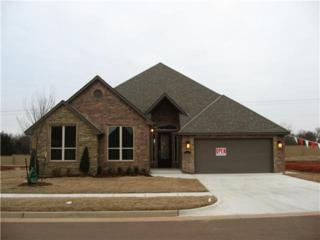 6104 NW 151st Terrace  , Edmond, OK 73013 (MLS #573793) :: Re/Max Elite
