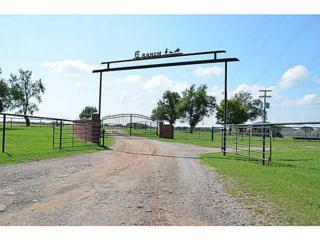 7108 E Tyler Dr  Horse Farm, Tuttle, OK 73089 (MLS #576676) :: Re/Max Elite