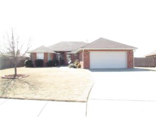 640 SW 161st  , Oklahoma City, OK 73170 (MLS #578542) :: Re/Max Elite