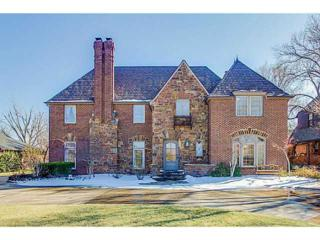 1516  Camden Way  , Nichols Hills, OK 73116 (MLS #579153) :: Re/Max Elite