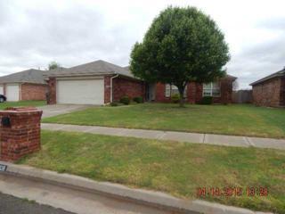 2208  Sw 141st Place  , Oklahoma City, OK 73170 (MLS #582562) :: Re/Max Elite