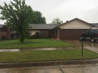 3101  Saint Thomas Ave  , Moore, OK 73160 (MLS #585447) :: Re/Max Elite