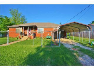 104  S. Jackson Ave  , Blanchard, OK 73010 (MLS #585680) :: Re/Max Elite