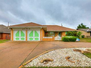 7032 S Villa Ave  , Oklahoma City, OK 73159 (MLS #586079) :: Re/Max Elite