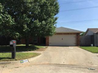 1100 SW 133rd Pl  , Oklahoma City, OK 73170 (MLS #588747) :: Re/Max Elite