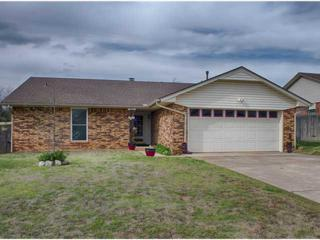 4717  Brookwood Dr  , Noble, OK 73068 (MLS #583453) :: Re/Max Elite