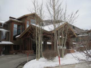 2900  Deer Valley Drive  C307, Park City, UT 84060 (MLS #11500193) :: RE/MAX Associates