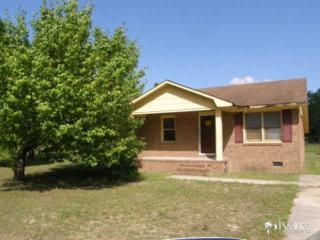 775  Raccoon Road  , Bishopville, SC 29010 (MLS #121890) :: RE/MAX Professionals