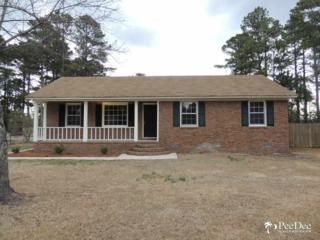 3819  Pinetree Dr.  , Florence, SC 29501 (MLS #123119) :: RE/MAX Professionals