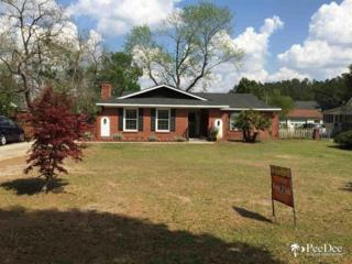 1810  Durant Drive  , Florence, SC 29501 (MLS #123978) :: RE/MAX Professionals