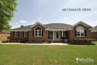 612  Chaucer Drive  , Florence, SC 29505 (MLS #124396) :: RE/MAX Professionals