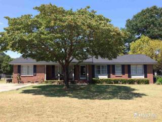 2813 W Woodbine Ave  , Florence, SC 29501 (MLS #121559) :: RE/MAX Professionals